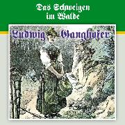 Cover-Bild zu eBook Ludwig Ganghofer, Folge 3: Das Schweigen im Walde