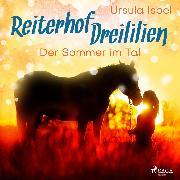 Cover-Bild zu eBook Der Sommer im Tal - Reiterhof Dreililien 4 (Ungekürzt)