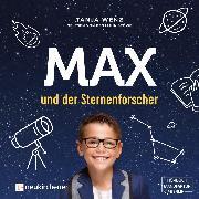 Cover-Bild zu eBook Max und der Sternenforscher (Ungekürzt)
