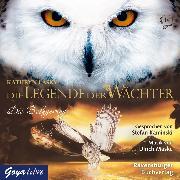Cover-Bild zu eBook Die Legende der Wächter. Die Belagerung [4]
