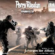Cover-Bild zu eBook Perry Rhodan Neo 94: Schergen der Allianz