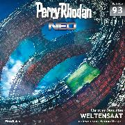 Cover-Bild zu eBook Perry Rhodan Neo 93: WELTENSAAT