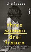 Cover-Bild zu Three Women - Drei Frauen