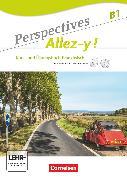 Cover-Bild zu Perspectives - Allez-y !, B1, Kurs- und Übungsbuch mit Lösungsheft, Inkl. komplettem Hörmaterial (2 CDs) und Video-DVD von Fischer, Martin B.