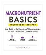 Cover-Bild zu eBook Macronutrient Basics