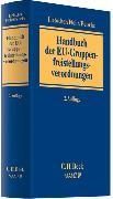 Cover-Bild zu Handbuch der EU-Gruppenfreistellungsverordnungen von Liebscher, Christoph (Hrsg.)