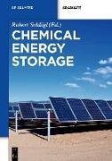 Cover-Bild zu Chemical Energy Storage (eBook) von Strasser, Peter (Beitr.)