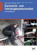 Cover-Bild zu Karosserie- und Fahrzeugbaumechaniker von Harbrecht, Patricia