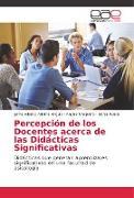 Cover-Bild zu Percepción de los Docentes acerca de las Didácticas Significativas von Adams Angulo, Jaime Alberto