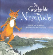 Cover-Bild zu Die Geschichte vom Niesenfuchs