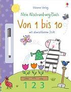 Cover-Bild zu Mein Wisch-und-weg-Buch: Von 1 bis 10