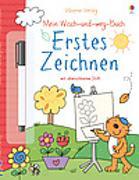 Cover-Bild zu Mein Wisch-und-weg-Buch. Erstes Zeichnen