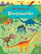 Cover-Bild zu Mein Stickerbuch: Dinosaurier