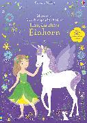 Cover-Bild zu Mein erstes Anziehpuppen-Stickerbuch: Elisa, das kleine Einhorn
