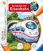 Cover-Bild zu tiptoi® Entdecke die Eisenbahn