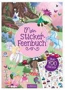 Cover-Bild zu Mein Sticker-Feenbuch