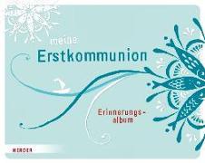 Cover-Bild zu Meine Erstkommunion Erinnerungsalbum groß
