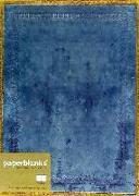 Cover-Bild zu Klassiker aus Faux-Leder. Rivierablau Ultra liniert