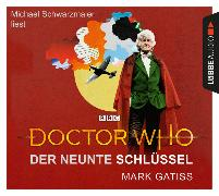 Cover-Bild zu Doctor Who - Der neunte Schlüssel