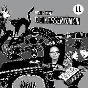 Cover-Bild zu Die Messerkönigin