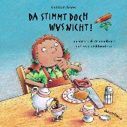 Cover-Bild zu Da stimmt doch was nicht! (Pappbilderbuch)