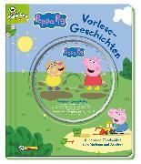 Cover-Bild zu Peppa: Vorlesegeschichten mit CD