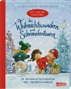 Cover-Bild zu Von Weihnachtswundern und Schneeabenteuern