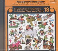 Cover-Bild zu De Muulwurf und de Humpfelfrosch / De Zwätschgeräuber gaat i d Falle