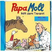 Cover-Bild zu Papa Moll hilft dem Tierarzt