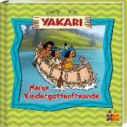 Cover-Bild zu Yakari. Meine Kindergartenfreunde