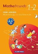 Cover-Bild zu Mathefreunde, Ausgabe Nord/Süd 2010, 1./2. Schuljahr, Inklusion, Materialmappe für den Unterricht, Handreichungen mit Kopiervorlagen, Spielen, Kartonbeilagen