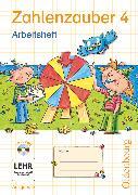 Cover-Bild zu Zahlenzauber, Mathematik für Grundschulen, Ausgabe G für Baden-Württemberg, Hessen, Rheinland-Pfalz und Saarland - 2010, 4. Schuljahr, Arbeitsheft mit CD-ROM und eingelegten Lösungen