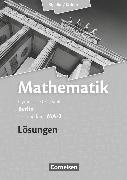 Cover-Bild zu Bigalke/Köhler: Mathematik, Berlin - Ausgabe 2010, Leistungskurs 2. Halbjahr, Band MA-2, Lösungen zum Schülerbuch von Bigalke, Anton