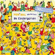 Cover-Bild zu Hör mal: Wimmelbuch: Im Kindergarten