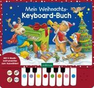 Cover-Bild zu Mein Weihnachts-Keyboard-Buch