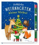 Cover-Bild zu Fröhliche Weihnachten, kleiner Wichtel