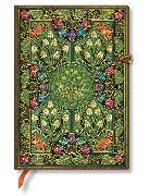 Cover-Bild zu Blühende Poesie Blühende Poesie Midi unliniert