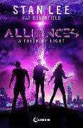 Cover-Bild zu Stan Lee's Alliances - A Trick of Light