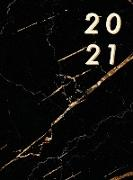 Cover-Bild zu Wochenplaner 2021 vertikal von Paper, Pilvi