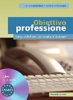 Cover-Bild zu Obiettivo Professione. Lehrbuch + Audio-CD