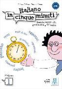 Cover-Bild zu Italiano in 5 minuti. Volume 1. Übungsbuch