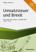 Cover-Bild zu Umsatzsteuer und Brexit - inkl. Arbeitshilfen online (eBook) von Weimann, Rüdiger