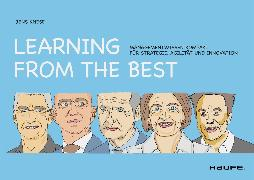 Cover-Bild zu Learning from the Best (eBook) von Knese, Jens