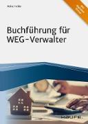 Cover-Bild zu Buchführung für WEG-Verwalter (eBook) von Holder, Heike
