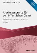 Cover-Bild zu Arbeitszeugnisse für den öffentlichen Dienst (eBook) von Schustereit, Sonja