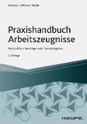 Cover-Bild zu Praxishandbuch Arbeitszeugnisse (eBook) von Backer, Anne