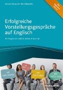 Cover-Bild zu Erfolgreiche Vorstellungsgespräche auf Englisch (eBook) von Bosewitz, Annette