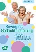 Cover-Bild zu Bewegtes Gedächtnistraining von Böschel, Claudia