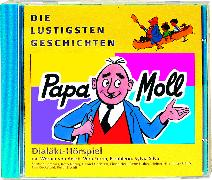 Cover-Bild zu Papa Moll - Die lustigsten Geschichten