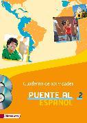 Cover-Bild zu Puente al español 2. Cuaderno de actividades. Arbeitsheft von Fernández Fernández, Ana